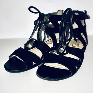 Black Sandals size 6.5 Circus by Sam Edelman